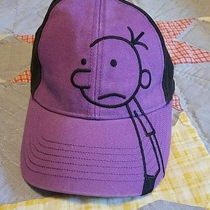 Diary of a wimpy kid cap